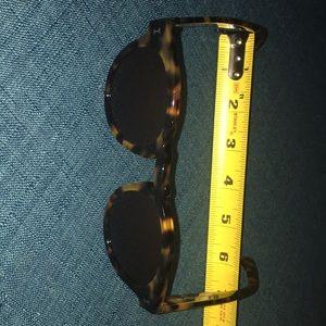 Illesteva Leonard Tortoise Shell Sunglasses